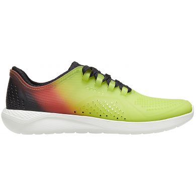 LiteRide Color Dip Pacer M Lime Punch/Almost White