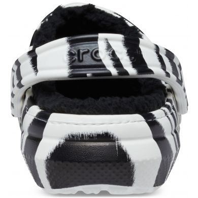 Classic Lined Animal Print Clg Black/Zebra Print