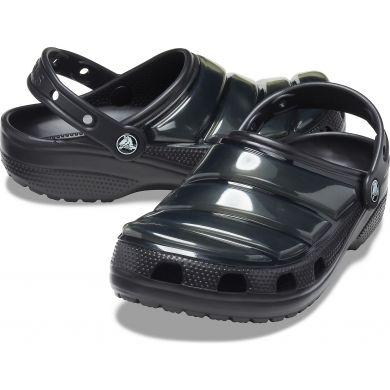 Classic Neo Puff Clog Black