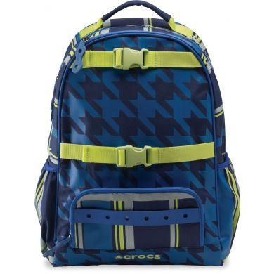 Boys Large BTS Backpack Nautical Navy/Varsity Blue/Citrus/Smoke