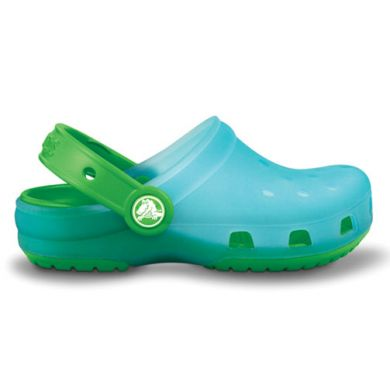 Translucent Clog Kids