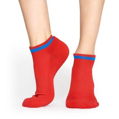 Nízke ponožky Happy Socks, vzor Big Dot - dva páry // KOLEKCIA ATHLETIC