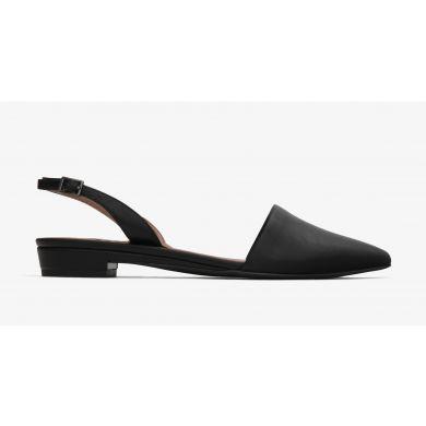 Čierne dámske sandále Matt & Nat Cory