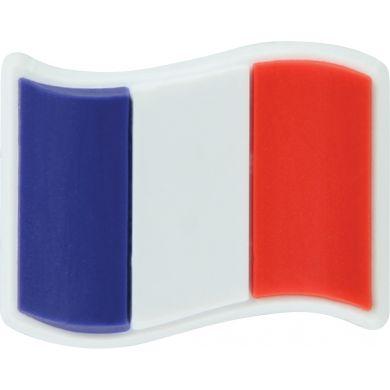 Odznáček Jibbitz - Francouzská vlajka