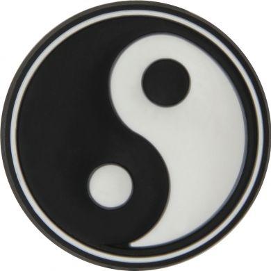 Odznačik Jibbitz - Yin Yang Symbol