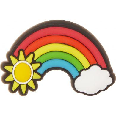 Odznačik Jibbitz - LED Rainbow