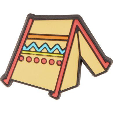 Odznačik Jibbitz - Camping Tent