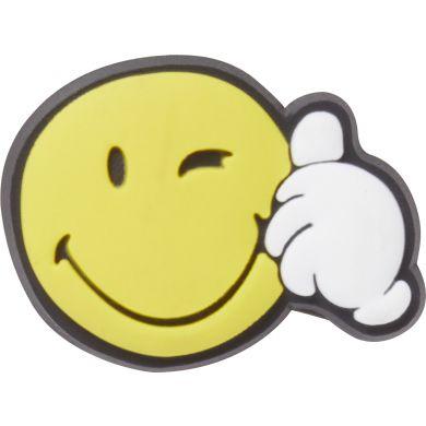 Odznačik Jibbitz - Smiley Thumbs Up