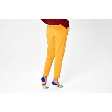 Farebné nízke ponožky Happy Socks s pruhmi, vzor Stripe