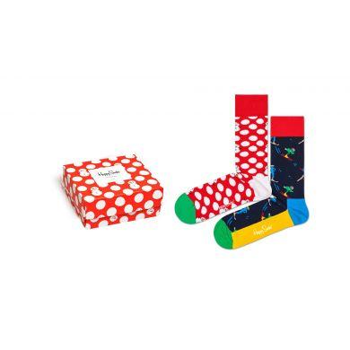 Darčeková krabička Happy Socks Christmas