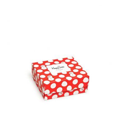 Darčekový box ponožiek Happy Socks Christmas - 2 páry