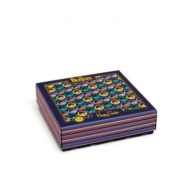 Darčeková krabička Happy Socks x Beatles - 3 páry