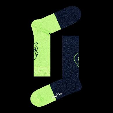 Darčekový box ponožiek Happy Socks Bestie - 2 páry
