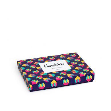 Darčekový box ponožiek Happy Socks Steps - 6 párov
