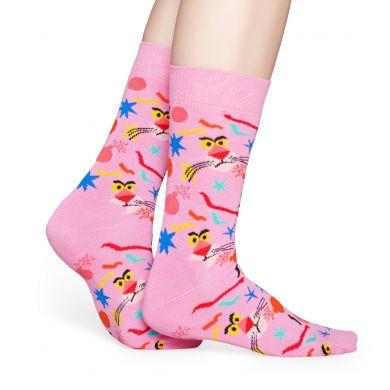 Darčeková krabička Happy Socks x Pink Panther - 3 páry