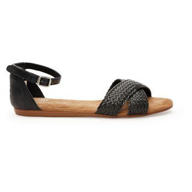 Černé dámské sandálky TOMS Correa