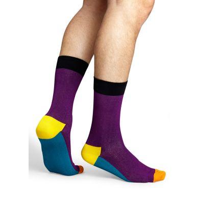 Barevné ponožky Happy Socks se vzorem Five Color
