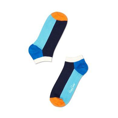 Nízke farebné ponožky Happy Socks se vzorem Five Color