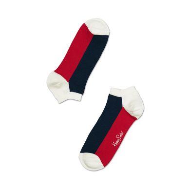 Nízké barevné ponožky Happy Socks