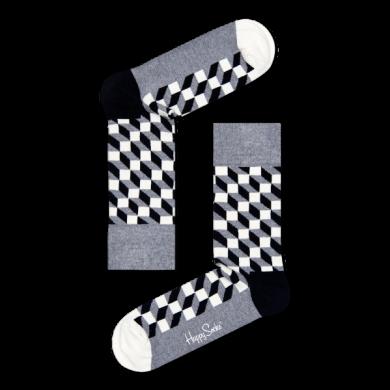 Darčekový box ponožiek Happy Socks Paisley - 4 páry