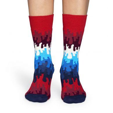 Barevné ponožky Happy Socks, vzor Goo