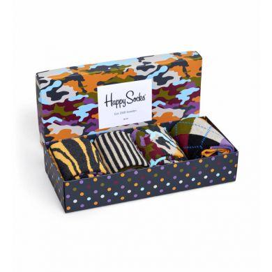 Darčekový box ponožiek Happy Socks Bark - 4 páry