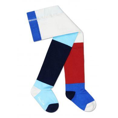 Dětské punčochy Happy Socks s barevnými bloky