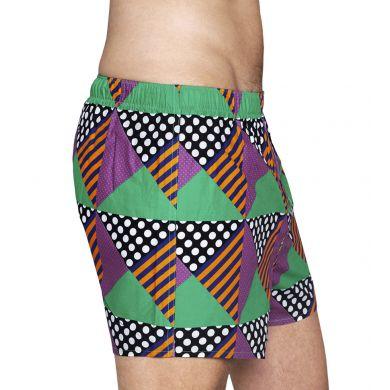 Barevné trenýrky Happy Socks se vzorem Multi