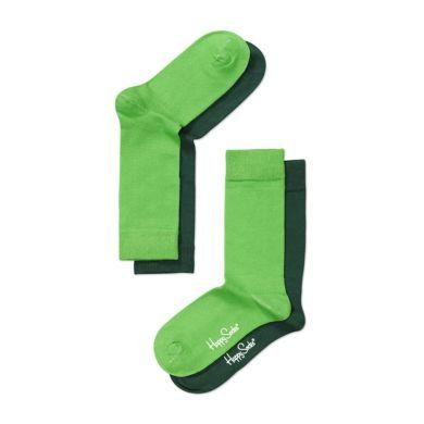 Zelené ponožky Happy Socks