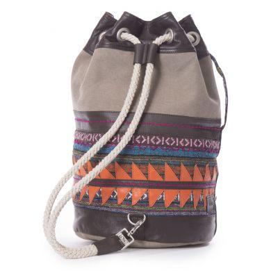 Taška TOMS Tribal Drawstring