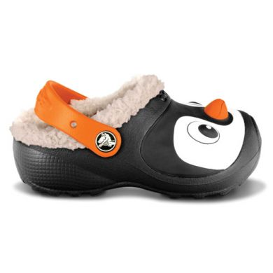 Penguin Lined Clog