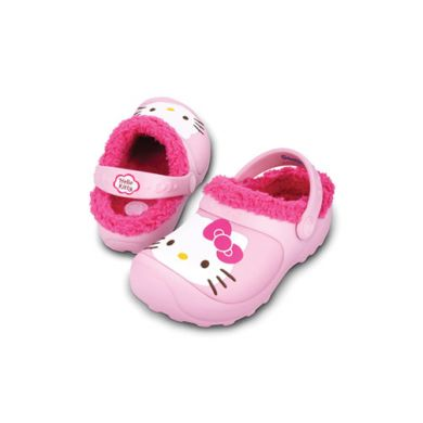 Hello Kitty Lined Custom Clog