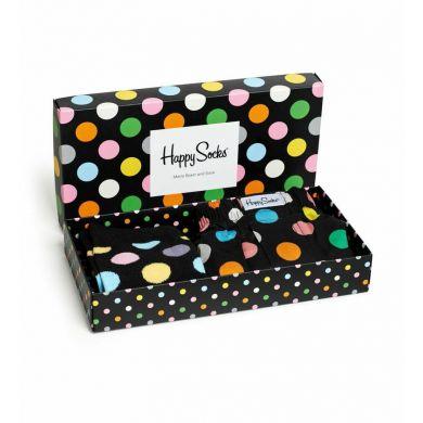 Dárková krabička Happy Socks Combo Boxer, pánská