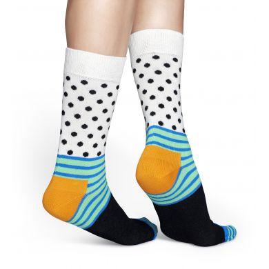 Barevné ponožky Happy Socks se vzorem Stripe Dot