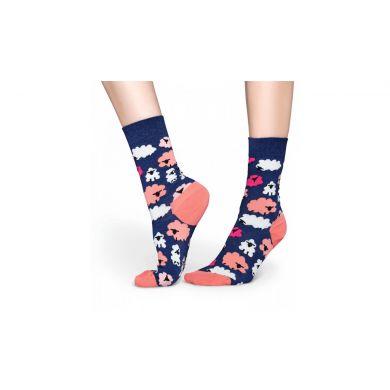 Farebné ponožky Happy Socks Lamb X Iris Apfel