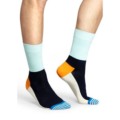 Barevné ponožky Happy Socks se vzorem Stripe Toe