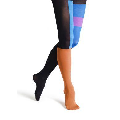Barevné punčocháče Happy Socks