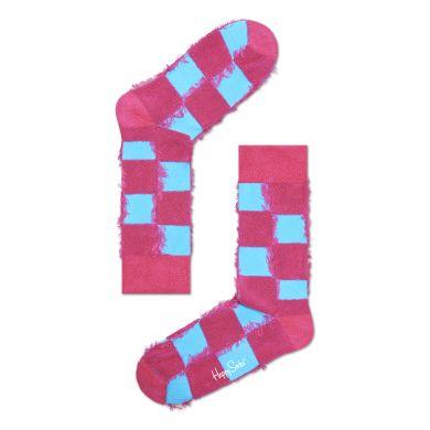 Růžovo-modré ponožky Happy Socks // kolekce Special Special