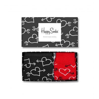 Darčeková krabička Happy Socks Arrows and Hearts, Dámska