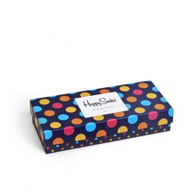 Darčekový box ponožiek Happy Socks Dots - 4 páry