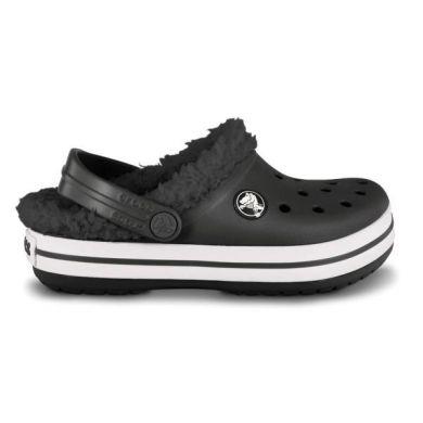 Crocband Mammoth Kids Black/Black