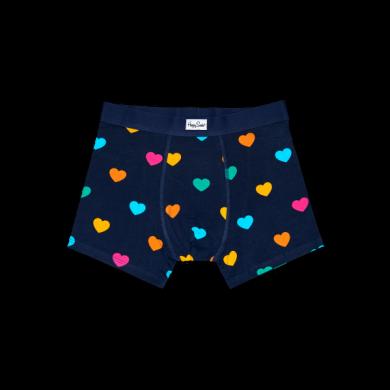 Darčekový box ponožiek a trenírok Happy Socks Valentine - 2 páry