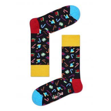 Darčekový box ponožiek Happy Socks Xmas - 3 páry