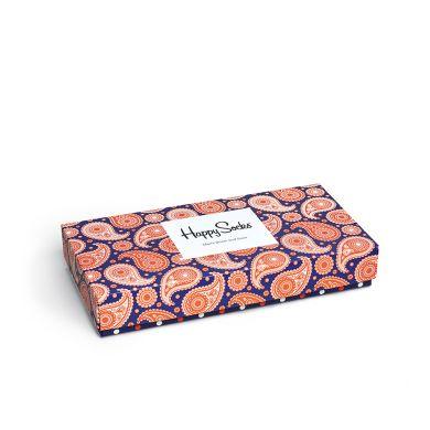 Dárková krabička Happy Socks Paisley, pánská