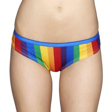 Darčekový box ponožiek a nohavičiek Happy Socks Pride - 2 páry