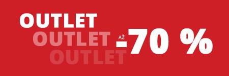 Outlet | Zľavy až -70 %