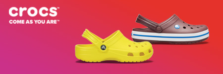 Clogy Crocs - 30% zľavy