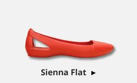 Bestsellery Crocs Sienna Flat