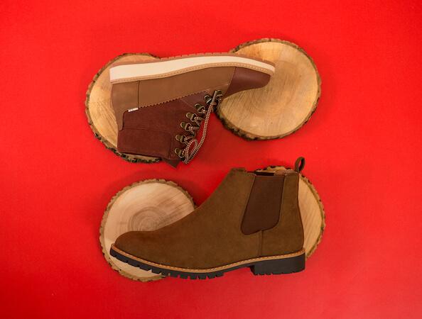 Urbanlux Vánoce - Kotníkové boty TOMS, Matt & Nat