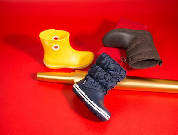 Urbanlux Vánoce - Zimní obuv Crocs